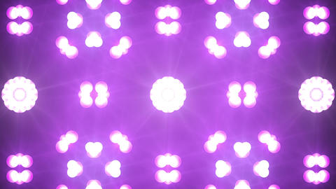 Disco Wall SN A 8e HD Stock Video Footage