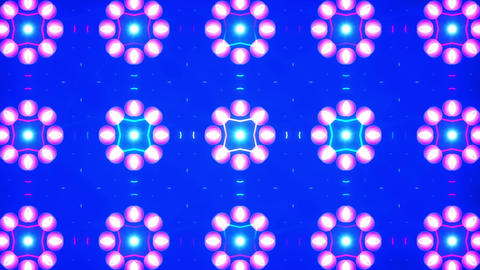 Disco Wall SN A 8g HD Stock Video Footage