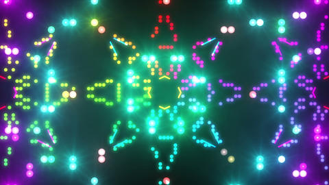 Disco Wall SN B 1b HD Animation