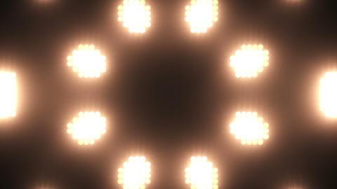 Disco Wall SN B 2f HD Stock Video Footage