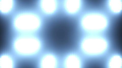 Disco Wall SN B 2h HD Stock Video Footage