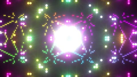 Disco Wall SN B 3b HD Stock Video Footage