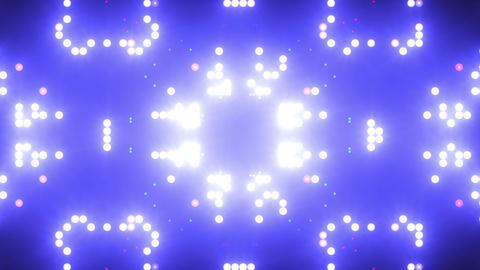Disco Wall SN B 3h HD Stock Video Footage