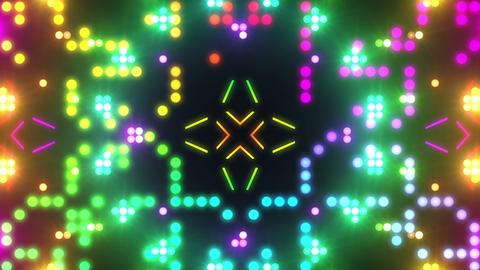Disco Wall SN B 4b HD Stock Video Footage