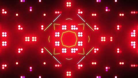 Disco Wall SN B 4h HD Stock Video Footage