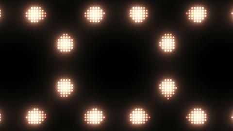 Disco Wall SN B 6f HD Stock Video Footage