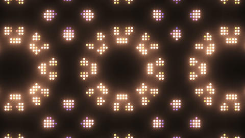 Disco Wall SN B 6f HD Stock Video Footage