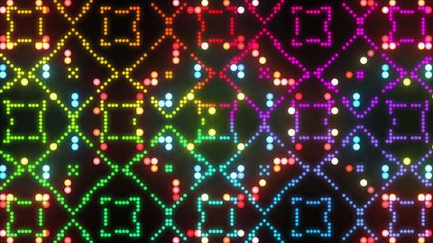 Disco Wall SN B 7b HD Stock Video Footage