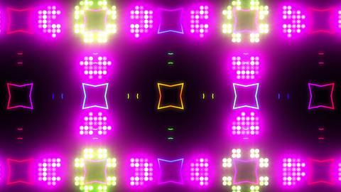 Disco Wall SN B 8b HD Stock Video Footage