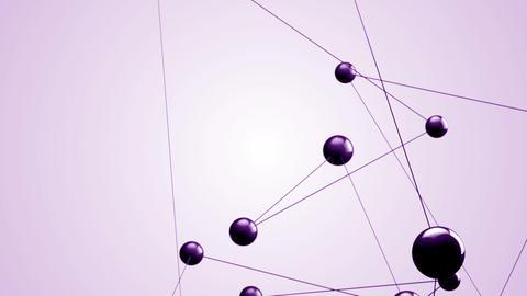 Black Spheres Animation