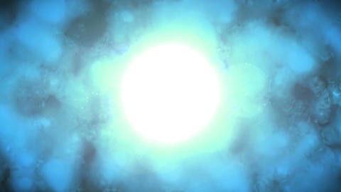 Bright Blue Animation