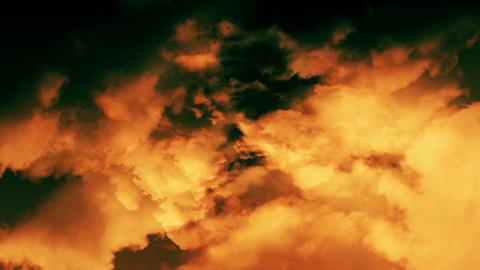 Cloud Loop 7 Stock Video Footage