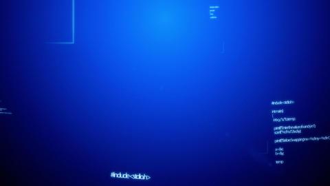 CodingDataRandom Stock Video Footage