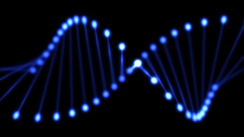 DNA Stock Video Footage