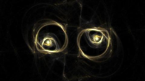 Mole's Eye Nebula Stock Video Footage
