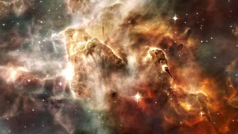 Nebula 4 Stock Video Footage