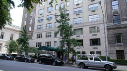 New York Apartment Building Stock Video Footage
