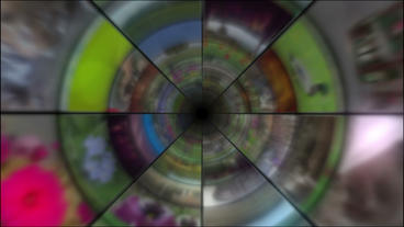 Video Clips Tunnel Vortex 30P Animation