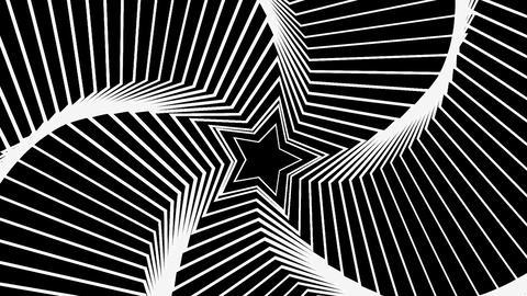 Star Radiation white Stock Video Footage
