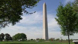 Washington Monument Stock Video Footage