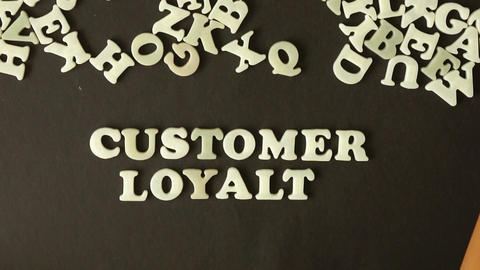 Customer Loyalty Stock Video Footage