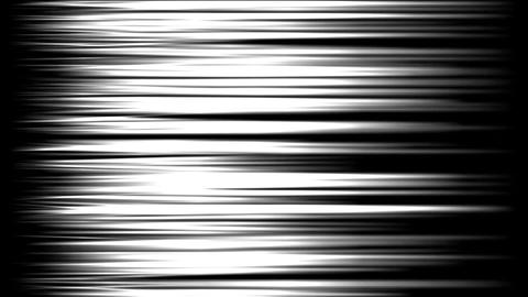 silver metal stripes background,music rhythm pulse Stock Video Footage