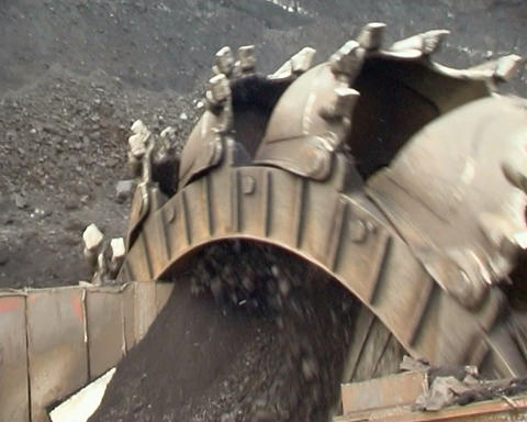 Coal Stock Video Footage