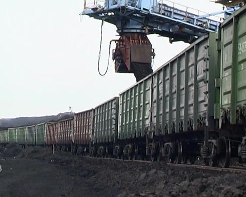 Coal Stock Video Footage