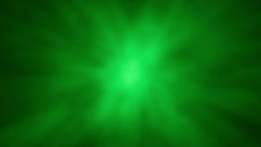 Abstract Aura Glow Sphere BG - Green Stock Video Footage