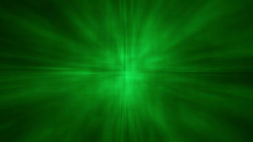 Abstract Aura Star Shine BG - Green Stock Video Footage