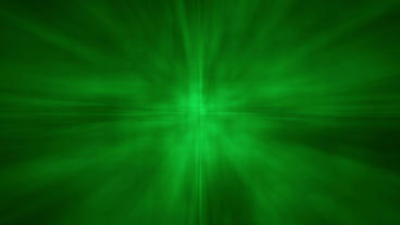 Abstract Aura Star Shine BG - Green Animation