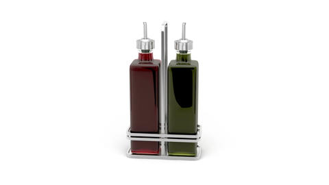 Oil and vinegar Animation