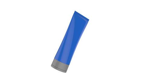 Plastic tube Stock Video Footage