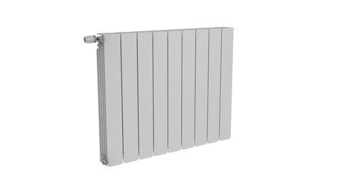 Heating radiator Stock Video Footage
