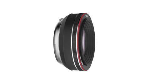Lens Stock Video Footage