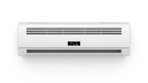 Air conditioner Stock Video Footage
