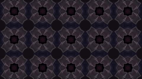 flower mosaics pattern background,gorgeous orient... Stock Video Footage