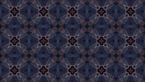 flower mosaics pattern background,gorgeous orient religion fancy Animation
