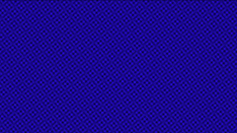 BLUE electronic dots,computer circuit motherboard,tech communication mosaics Animation
