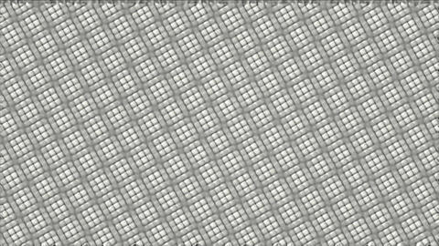 dazzling gray electronic dots mosaics,hive,tech... Stock Video Footage