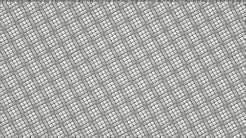 dazzling gray electronic dots mosaics,hive,tech... Stock Video Footage