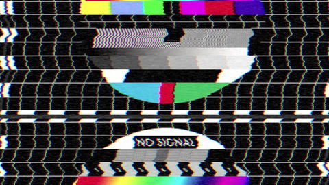 Bad TV - III - Rolling Noise & Sound Animation