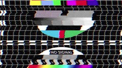 Bad TV - III - Rolling Noise & Sound Animation