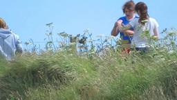 Summer Children Stock Video Footage