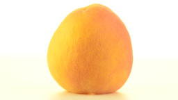 Peach rotating Stock Video Footage
