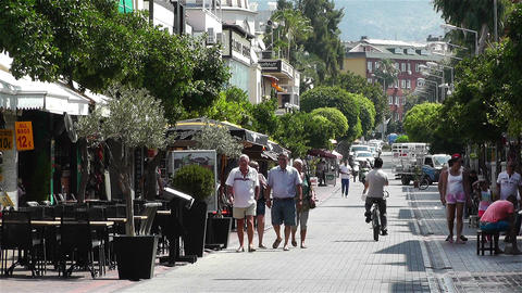 Alanya Turkey 13 Stock Video Footage