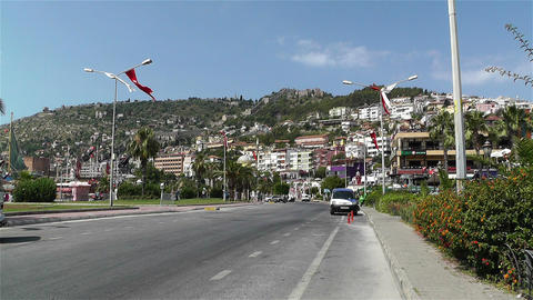 Alanya Turkey 15 Stock Video Footage