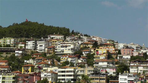 Alanya Turkey 21 Stock Video Footage