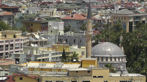 Alanya Turkey 63 Stock Video Footage