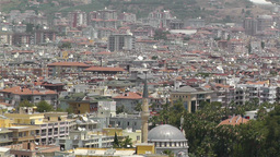 Alanya Turkey 67 muezzin Stock Video Footage